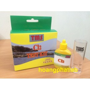 Test Cl2 (Test Chlorine)